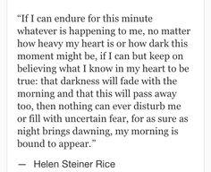 Helen Steiner Rice #quotes