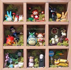 D&Co Ghibli ~ Magnifique✨ ❤️❤️❤️