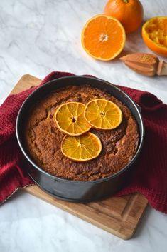 Orange, Pistachio and Almond Cake