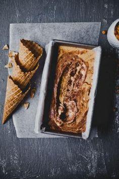 Bolo de chocolate Butterscotch Ice Cream |  Cozinhar Brincalhão por socorro