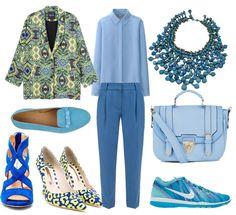 Консультация стилиста для девушки летнего цветотипа, прямоугольник - Babyblog.ru
