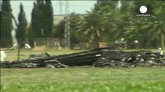 Fuerte caída de Airbus en bolsa mientras continúa la investigación del avión siniestrado en Sevilla