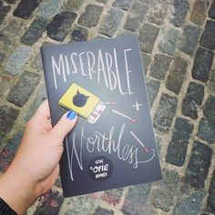 Miserable and Worthless Zine - Issue 1.