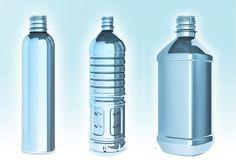 Botellas PET de varios estilos, colores y tamaños y diversos colores de tapas para botellas. Tipos de Botella: Botella Lisa. Botella Anillada. Botella Azul. Botella Cristalina.