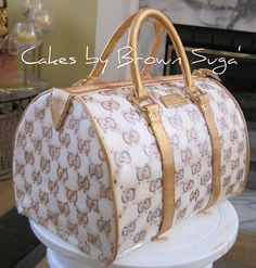 Gucci cake by BrownSuga', via Flickr
