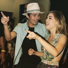 Tyler and Lucy in Brazil