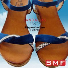 Blue Sandals in: http://www.smf-jeans.com/calcado/sandalias-5211