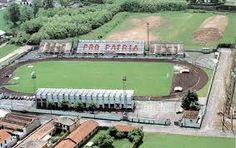 BUSTO ARSIZIO stadio CARLO SPERONI  pro patria fc