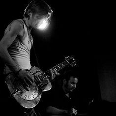 Chris Whitley & jeff Lang