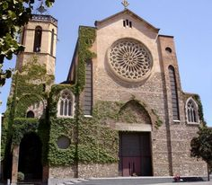 Esglesia de Sant Esteve in Granollers