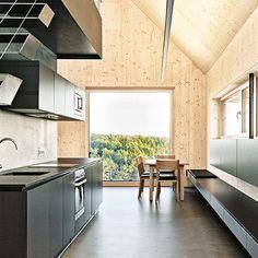 weißtanne: haus in vorarlberg. (foto: t. Ölz) | folding / wood, Innenarchitektur ideen