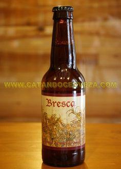 #cervezaartesana Bresca con Miel y Romero http://www.catandocerveza.com/cervezas-rubias/171-comprar-cerveza-miel-romero-bresca-artesana.html