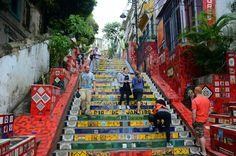 Steps Rio de Janeiro (by Duane Storey)