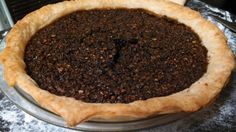 Mighty molasses: Oatmeal pie isn't pretty, but it's a tasty one : Life of Pie