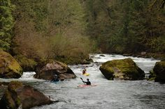 American Whitewater - 2 - Green River Gorge, Green Washington, US