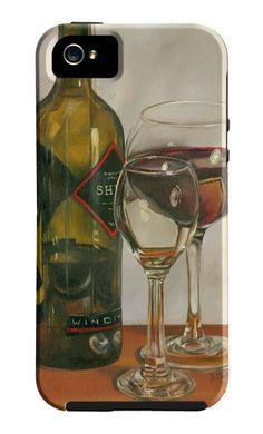 Wine Series II - iphone5 case