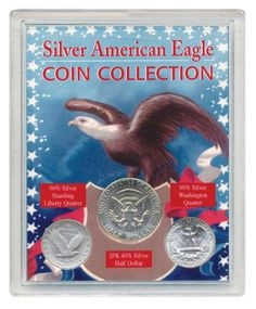 Silver American Eagle Coin Collection - Boy Scout Store