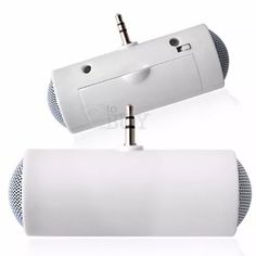 mini parlante estereo 3.5mm plug para ipod iphone mp3