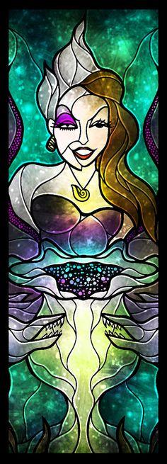 The Sea Witch by Mandie Manzano