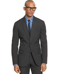 Suits for a job interview