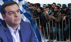 4thReich will force Greece to accept more migrants despite Greece migrant operation at over capacity even now. Time 4 Grexit