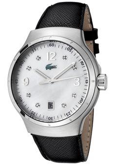 Lacoste Female Tie Break Watch  2000374 Black Analog Sale price. $217.95