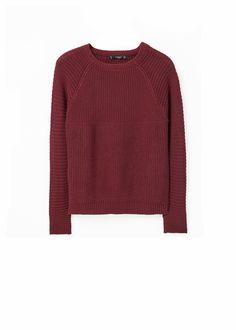 red sweater mango
