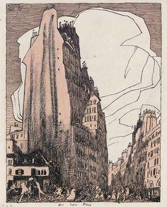 """Résultat de recherche d'images pour """"lyonel feininger drawings"""""""
