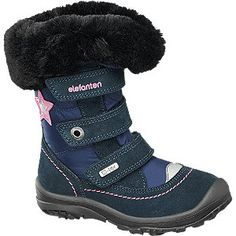 #Elefanten #Boots, #Weite #M #IV #blau für #Kinder Online exklusiv Warmfutter mit 3 fach Klettverschluss Elefanten Tex Weite M IV Farbe blau pink Laufsohle PU Obermaterial Textil Leder Innenmaterial Fleece 100% Polyester