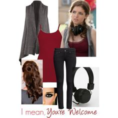 anna kendrick pitch perfect outfits - Google Search