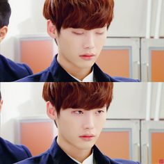 lee jong suk / school 2013