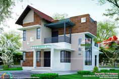 Image result for house wall designs bricks modern