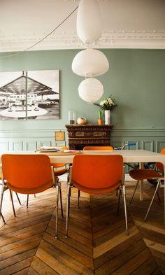 salle à manger sabrina fiacre et cyril laborde red éditions