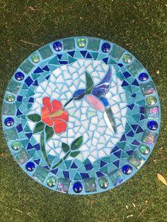 Mosaic Garden Art, Mosaic Tile Art, Mosaic Artwork, Mosaic Diy, Mosaic Crafts, Stone Mosaic, Mosaic Glass, Mosaic Art Projects, Stained Glass Projects