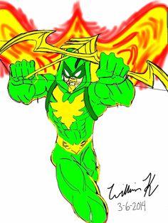 phoenix force green arrow