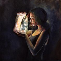 Figurative Painting by Emilii Wilk