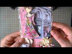 Bonas Prima Doll Tag swap (no peeking Amy) :)