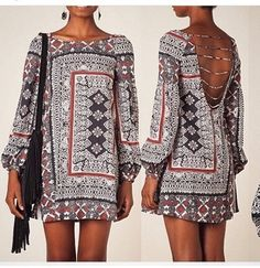 ❁ Vestido decote Canoa ❁