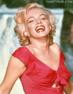 Marilyn Monroe publicity photo for 'Niagara', 1953.