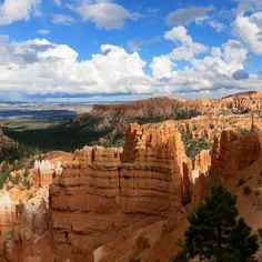 Utah has some of most beautiful scenic spots in the country, and Bryce Canyon National Park may just be the best of the best. Bryce Canyon, Grand Canyon, Utah Parks, Utah Vacation, Natural Bridge, Beautiful Park, Summer Fun, Places To See, National Parks