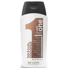 Baume Lavant Revlon Uniq One Coconut Baume Lavant 300ml sur Peyrouse Hair Shop ! Pour seulement 11.9€