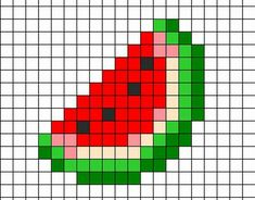 MINECRAFT PIXEL ART – One of the most convenient methods to obtain your imaginative juices flowing in Minecraft is pixel art. Pixel art makes use of various blocks in Minecraft to develop pic… Fuse Bead Patterns, Kandi Patterns, Perler Patterns, Beading Patterns, Minecraft Beads, Minecraft Pattern, Minecraft Pixel Art, Minecraft Perler, Ideas Minecraft