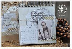 UHK Gallery - inspiracje: Prezent dla nastolatki - Kalendarz ze zdjęciami