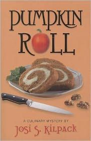 Great mystery book with yummy recipes!