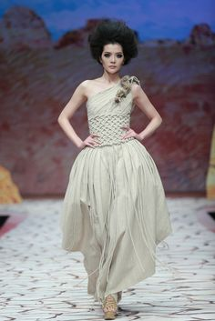 Tao LouLan  Mercedes Benz China International Fashion Week