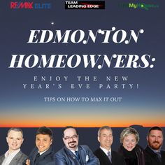 """EDMONTON HOMEOWNERS: ENJOY THE NEW YEARS EVE PARTY!   An excerpt: """"2. Flicks and Chill!   If you were not able to go to the Team Leading Edge Client Appreciation event where the movie The Secret Life of Pets was shown you and your family can watch it on your home theater. Youll love it!  Read more here: http://mvnt.us/m317499   Come and follow the team on Twitter at @teamleadingedge. Make sure to subscribe to Team Leading Edge to get newsletters on the Edmonton Real Estate market…"""