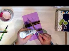 New binding method tutorial, spellbinder to make tags tutorial, make gears with circle punch! - YouTube