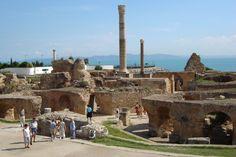 Tunisie : les 5 sites archéologiques à visiter