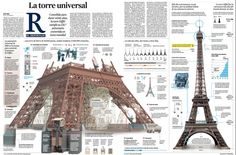 The Universal Tower, Infographic by Raúl Camañas, Óscar Palma | La Vanguardia