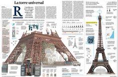 The Universal Tower, Infographic by Raúl Camañas, Óscar Palma | La Vanguardia